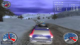 Winter Extreme Racers videosu