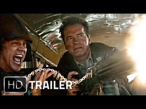 Exklusiv: THE LAST STAND Trailer German Deutsch FullHD 2013 | Schwarzenegger