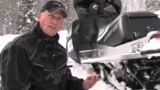 3. Product Review: Arctic Cat M8 Snowmobile