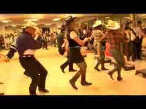 Appaloosa Country Line Dance – School Opening