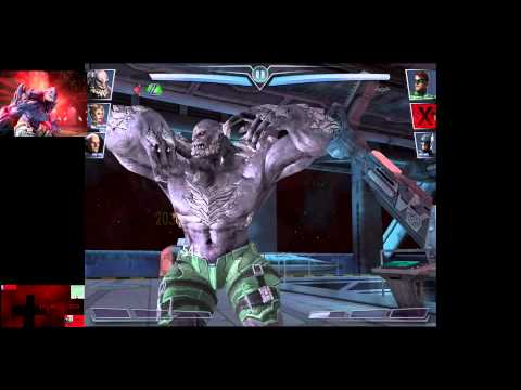 Injustice Gods Among Us iOS Gold Doomsday Fully Promoted