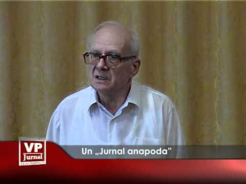 "Un ""Jurnal anapoda"""