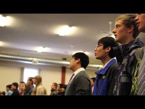 Prairie Christian Academy – Student Testimony in English