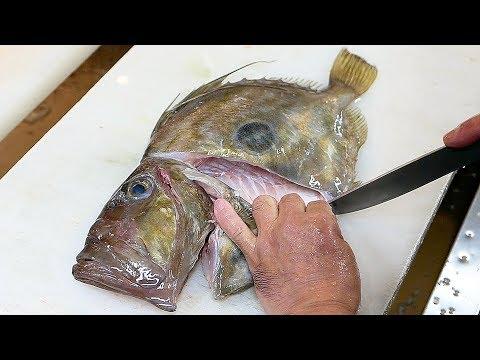 Japanese Street Food - JOHN DORY Sashimi Okinawa Seafood Japan - Thời lượng: 29 phút.
