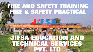 Fire and Safety Training - Practical Training Ground