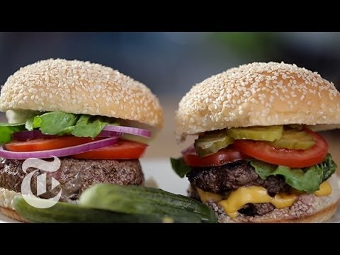 How To Cook The Perfect Burger Indoors