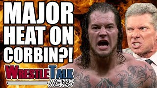 Major heat on Baron Corbin in WWE, his Money in the Bank cash-in fail on WWE Smackdown and more in this WrestleTalk News Aug. 2017...Subscribe to WrestleTalk for daily WWE and wrestling news! https://goo.gl/WfYA12Support WrestleTalk on Patreon here! http://goo.gl/2yuJpoSubscribe to WrestleTalk's WRESTLERAMBLE PODCAST on iTunes - https://goo.gl/7advjXJohn Cena tweets about swearing fan after Baron Corbin WWE Smackdown cash-in fail - https://twitter.com/JohnCena/status/897762904417501184Baron Corbin replies to John Cena WWE Smackdown cash-in fail tweet - https://twitter.com/BaronCorbinWWE/status/897917167634722818Baron Corbin tweets Dave Meltzer - https://twitter.com/BaronCorbinWWE/status/895785460915736576Dave Meltzer Baron Corbin reply - https://twitter.com/davemeltzerWON/status/895816025861627904Baron Corbin exchange with military fan on Twitter - http://www.pwmania.com/possible-reason-why-baron-corbin-lost-his-money-in-the-bank-cash-inBaron Corbin military apology on Twitter - https://twitter.com/BaronCorbinWWE/status/895795219622498305Dave Meltzer tweets about Baron Corbin Money in the Bank loss - https://twitter.com/davemeltzerWON/status/897647904881508352Baron Corbin has a 'ton' of backstage heat in WWE, via Wrestling Observer Live - http://www.f4wonline.com/wrestling-observer-live/wol-jinder-mahal-baron-corbin-fail-ric-flair-more-241106Catch us on Facebook at: http://www.facebook.com/WrestleTalkTVFollow us on Twitter at: http://www.twitter.com/WrestleTalk_TV