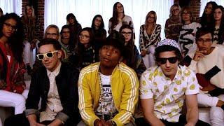 Thumbnail for The Lonely Island ft. Pharrell — HUGS