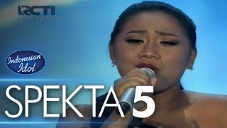 Video MARIA - NOTE TO GOD (Jojo) - Spekta Show Top 10 - Indonesian Idol 2018 MP3, 3GP, MP4, WEBM, AVI, FLV Februari 2018