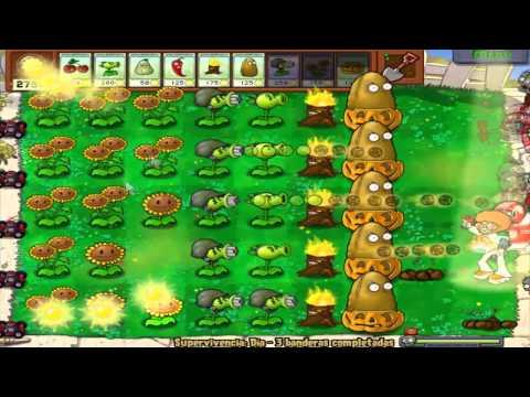 plantas contra zombies - Y terminamos este especial de Halloween con Plantas contra Zombies, un juego que me encanta y que en un par de días me pasé por segunda vez jajaj. Quedaros h...