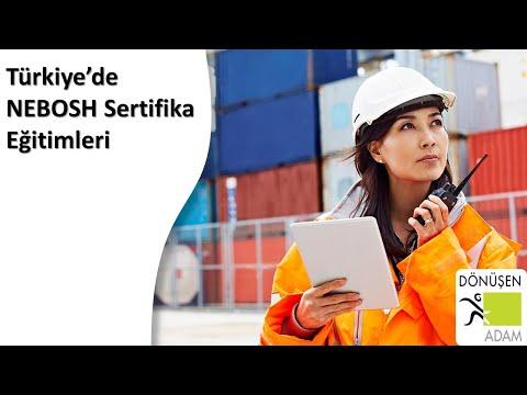 Türkiye'de Akredite İSG Eğitimleri