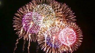 Japanese Art  ~Fireworks~ 長野えびす講スーパーダイジェスト