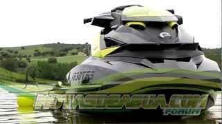 3. 2012 Sea-Doo RXP-X 260 RS
