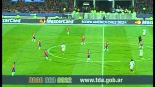 Chile 2 Peru 1 (Relato Leonardo Gentili)  Copa America 2015, copa america 2015, lich thi dau copa america 2015, xem copa america 2015, lịch thi đấu copa america 2015, copa america 2015 chile