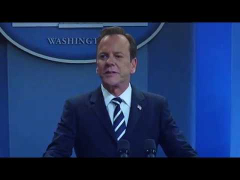 Kirkman Encourages Voting - Designated Survivor