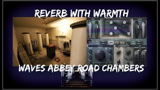 Waves Abbey Road Chambers - Review | Studio One 4