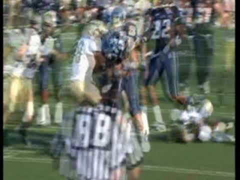 2009 Villanova Football Motivational Video vs JMU