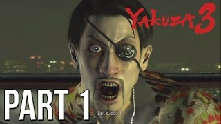 Yakuza 3 Part 1 - New Beginnings