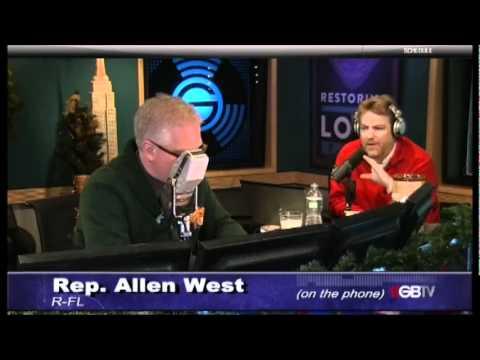 Allen West on GBTV