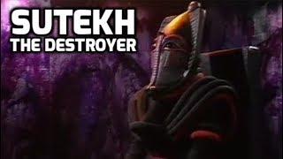 It's been a while since I've done a video like this, but let's talk about another classic Doctor Who villain, Sutekh The Destroyer!