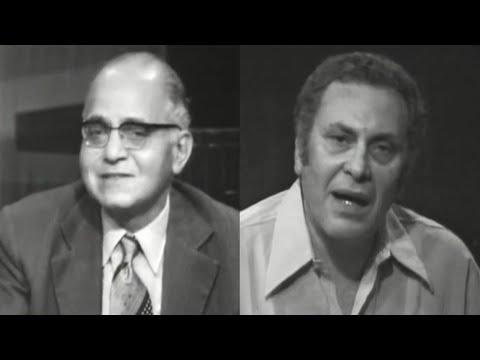 شاهد - محمود مرسي مقدم برامج متميز في السبعينيات