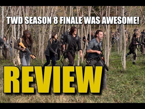The Walking Dead Season 8 Episode 16 Review - TWD 816 Was Great!