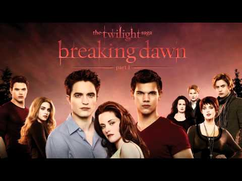 The Twilight Saga: Breaking Dawn Part 1 - Score Soundtrack - A Wolf Stands Up