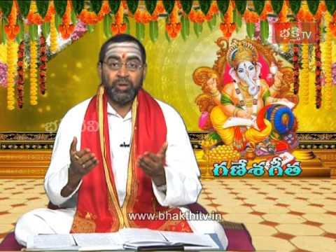 Ganesh Chaturthi Special - Ganesh Geeta Program Episode 1_Part 2