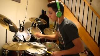 Dangerous-David Guetta(Drum cover)