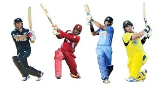 Video Top 10 batsmen with most sixes in a T20 MP3, 3GP, MP4, WEBM, AVI, FLV Agustus 2018