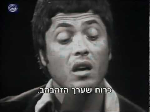 שלמה ארצי - זמר לבני ליאור.