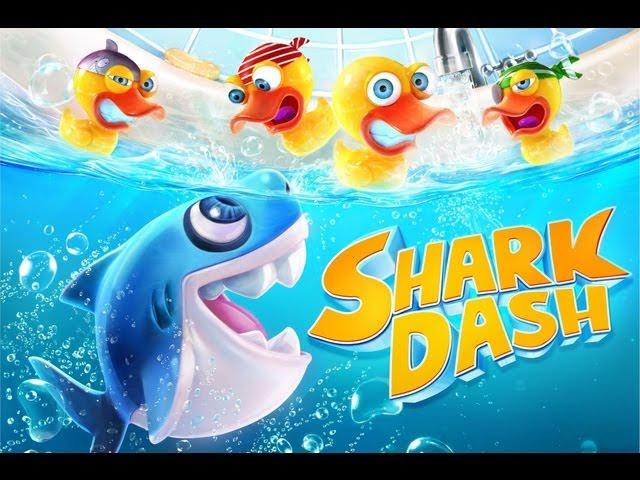 Shark Dash - Announcement Trailer