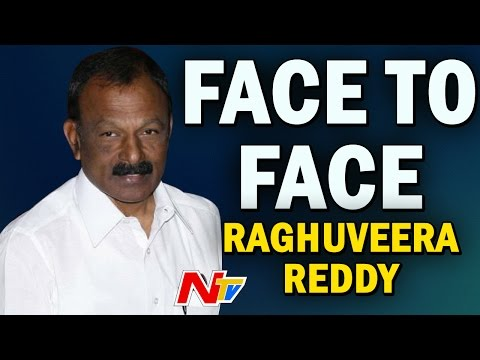 Exclusive Interview With Raghu Veera Reddy | Face to Face