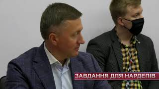 Місцеве самоврядування області провело нараду із народними депутатами від Хмельниччини