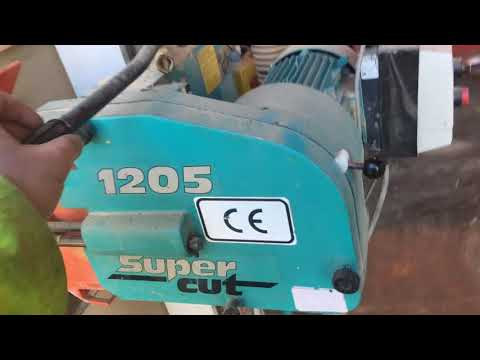 HOLZHER 1205 SUPER-CUT Vertical Circular Panel Saw USED