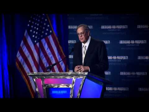 David Koch – Evidence Of Direct Tea Party Link