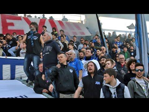 Discorso del Bocia ai giocatori dell'Atalanta