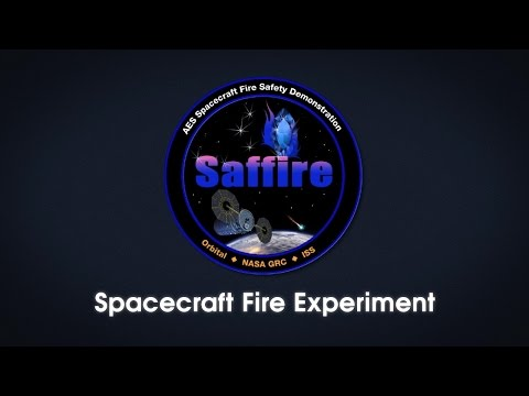 Short Saffire experiment overview