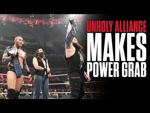 Randy Orton & Bray Wyatt capture the SmackDown Tag Team Championship