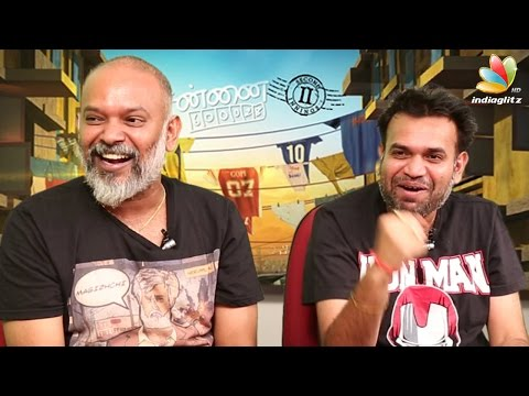 Chennai-28--2-is-the-only-proper-sequel-in-Tamil--Venkat-Prabhu-Premji-Interview-Making