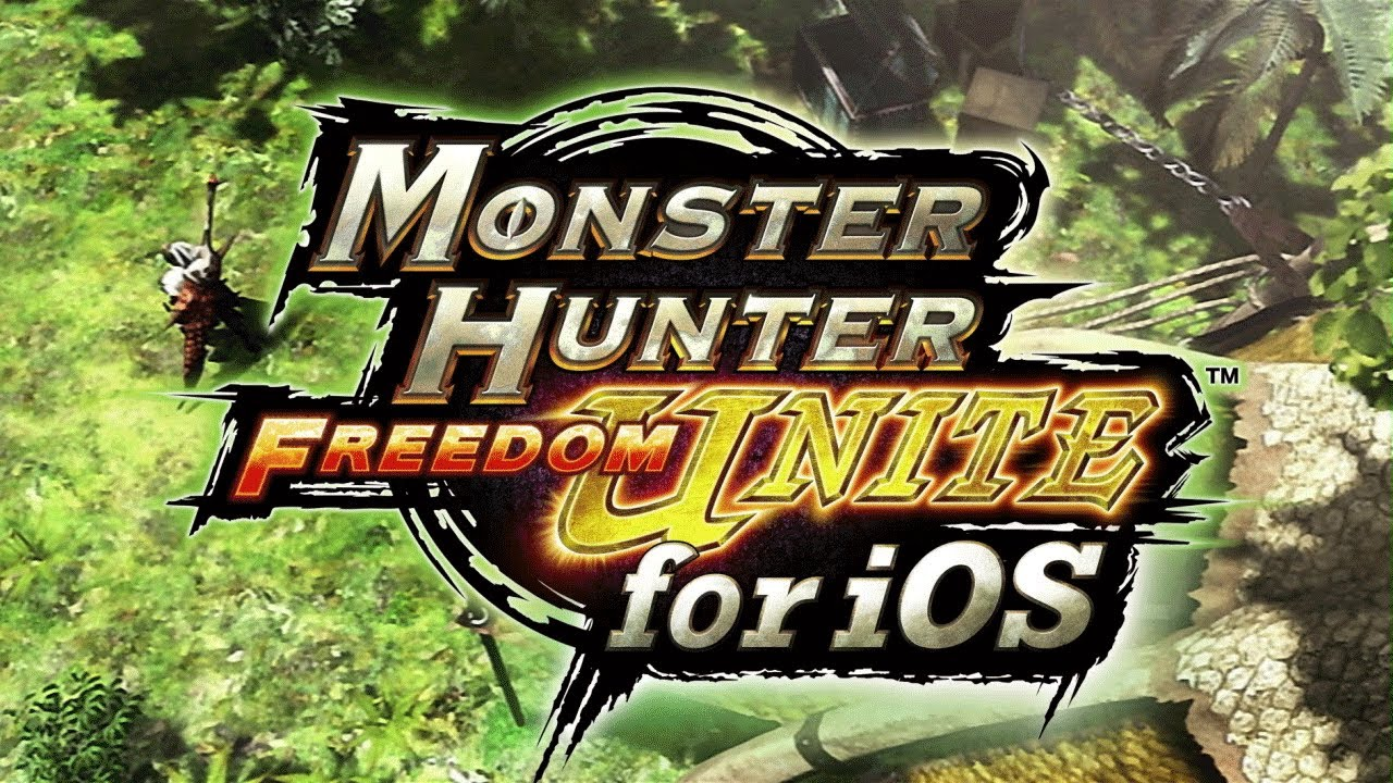 TouchArcade Game of the Week: 'Monster Hunter Freedom Unite'