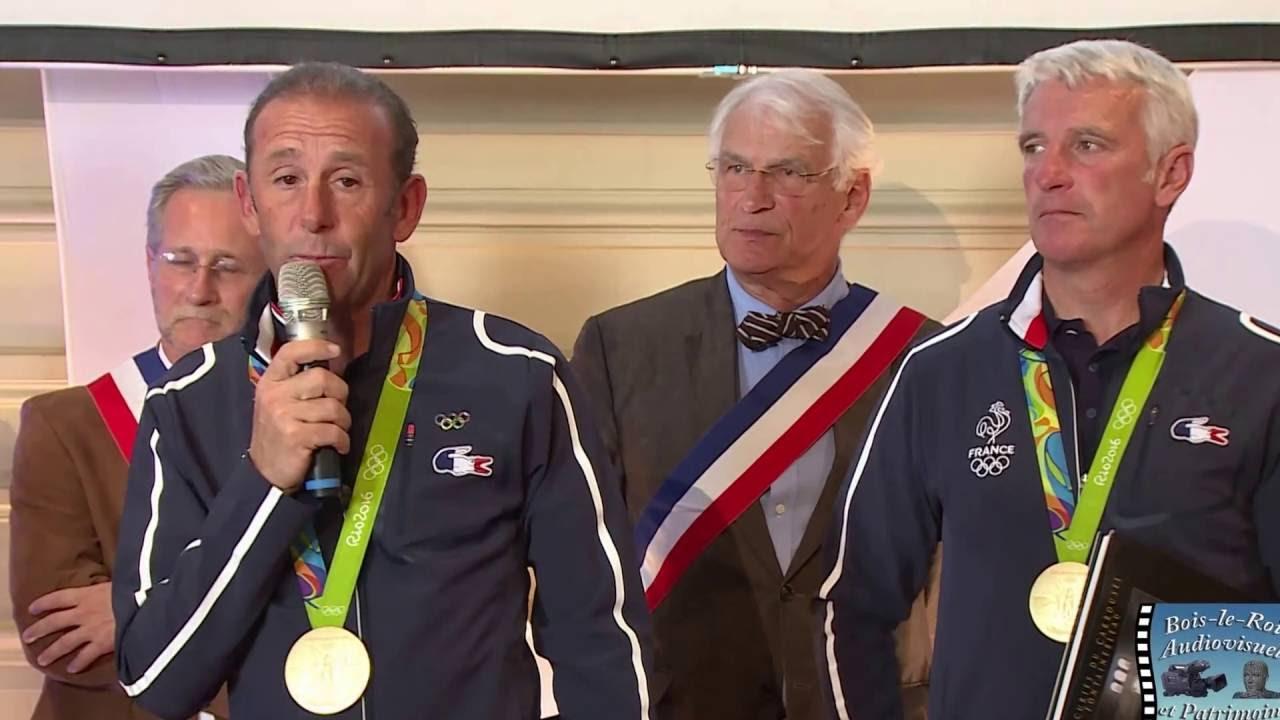 Philippe Rozier médaillé olympique
