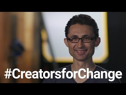 YouTube Creators for Change: Barış Özcan