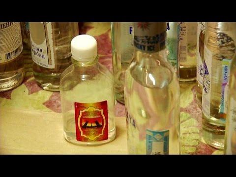 Ρωσία: 52 νεκροί από κατανάλωση λοσιόν μπάνιου αντί αλκοόλ
