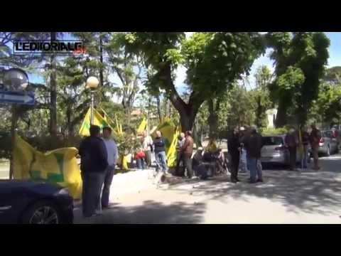 Protesta agicoltori