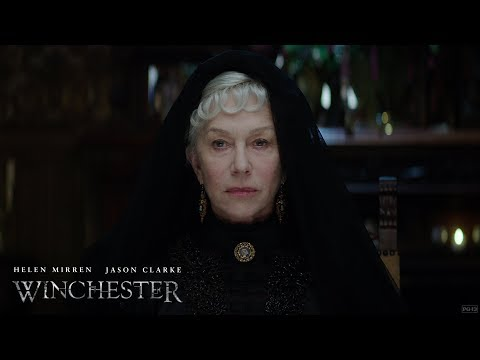 Winchester Official Trailer
