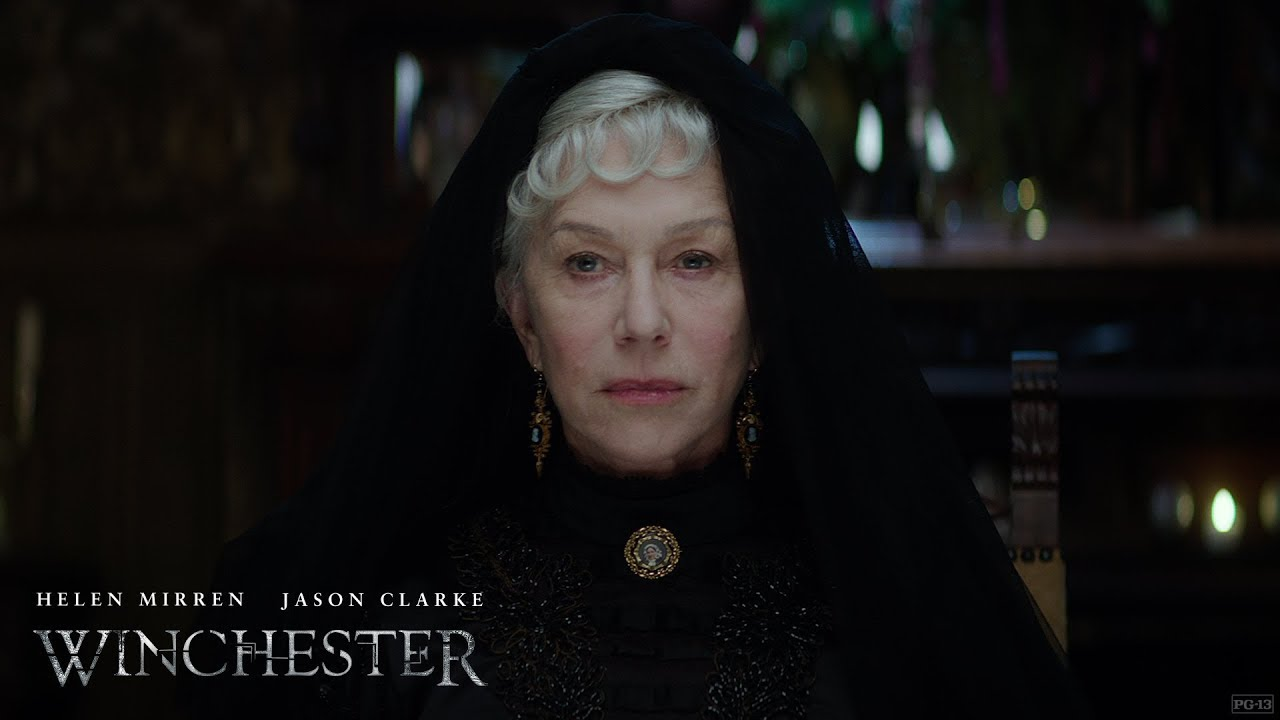 WINCHESTER - Official Trailer - HD (Helen Mirren, Jason Clarke)