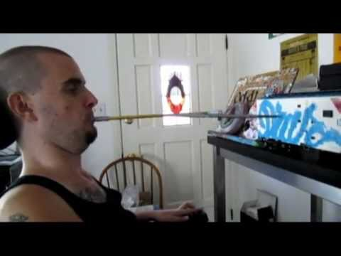 Watch 'Quadriplegic Man Paints with His Mouth & Turns Talent Into Business‬‏ (YouTube)'
