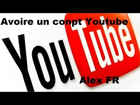 comment s'inscrire inscription youtube