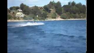 4. YAMAHA WAVERUNNER XLT 800 & ALEXIS - FIRST TEST